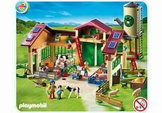 Playmobil Ausmalbilder Bauernhof Neuer Bauernhof Mit Silo 5119 A Playmobil 174 Deutschland
