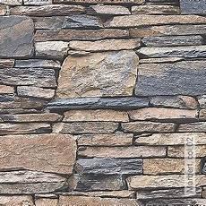 stein tapeten abwaschbar stein naturstein grau tapeten lust auf
