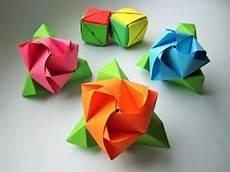 Origami W 252 Rfel Selber Falten