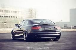 Audi A5 Stanceworks