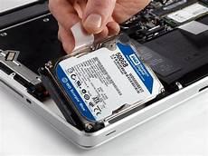macbook pro festplatte gegen ssd austauschen mac