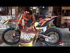 Scorpio Modif Trail Ktm 250 by Setting Motor Yamaha Scorpio Adventure Model Ktm