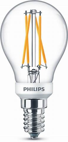 led birne e14 philips 8718699646028 led birne classic 3 5w e14 warmglow