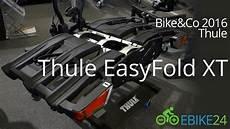 thule easyfold xt 934 2017 fahrradtr 228 ger f 252 r