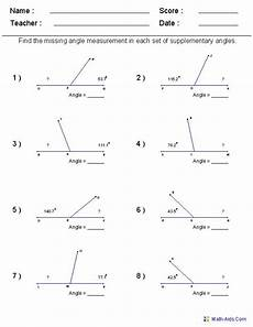 geometry worksheets for 6th grade 717 math worksheets for every grade free i it on angles for my 6th grader homeschool