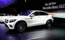 Mercedes Benz GLC Coupe Is One Curvaceous SUV Pictures