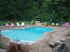 gunite pool renovation tyngsboro ma pool pro