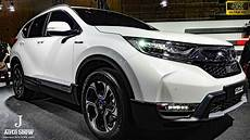Honda Cr V Hybrid 2018 - 4k honda new cr v hybrid 2018 ホンダ新型cr vハイブリッド 大阪モーターショー