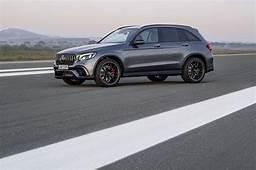 2018 Mercedes AMG GLC63 And GLC Coupe 63 Bring The V8
