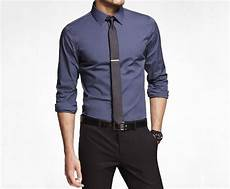chemise homme cravate style homme chemise noir