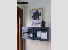 Ikea Bathroom Wall Cabinet   WoodWorking Projects & Plans