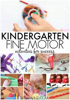 motor skill worksheets for nursery 20660 kindergarten learning and play activities the ot toolbox
