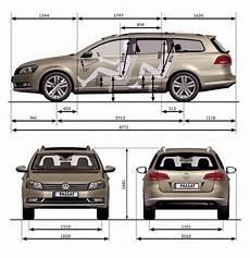 Abmessungen Vw Passat Variant 2015 - vw golf r variant 2015 technische daten car interior design