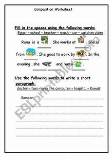 composition writing worksheets 22790 worksheets composition worksheet
