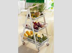 RISATORP Utility cart, white in 2019   Kitchens   Kitchen