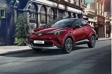 Toyota C Hr Hybride Nouvelle Finition Collection En Haut