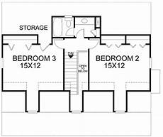 classic one and one half story 2012ga 1st floor master suite cad available country narrow