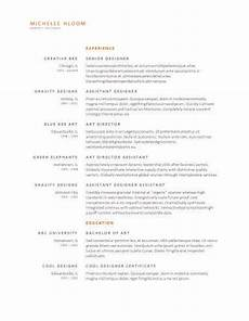 simple resume templates 75 exles free download