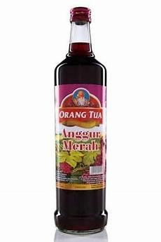 Jual Anggur Merah Cap Orang Tua Botol 620 Ml Di Lapak