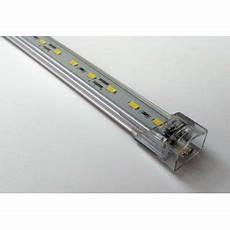 led aluminium lichtleiste 100cm anreihbar kaltweiss