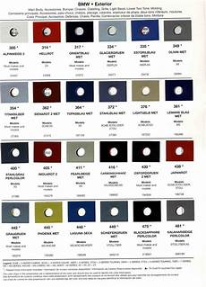 automotive paint codes