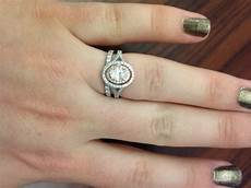 spacer rings what size mm do you have weddingbee