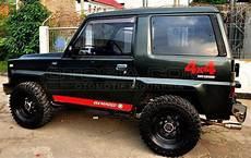 dijual mobil bekas bekasi daihatsu taft 1989