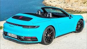 2020 Porsche 911 Carrera S Cabriolet  Pure Driving