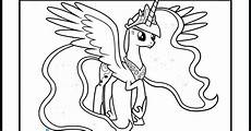 my pony princess coloring pages team colors