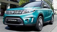 Suzuki Vitara Rt X Diesel 2016 Review Drive