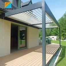 Aluminium Automatic Sunroof Electric Shutter Ceiling