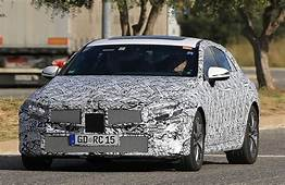 2018 Mercedes Benz CLS Release Date Redesign Pictures