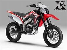 Modif Crf Supermoto by Modifikasi Honda Crf 150l Supermoto Cxrider
