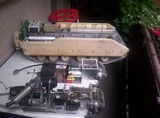 verbrennungsmotor f 252 r panzermodell rc panzer