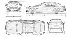 Bmw 5 Series Sedan Technical Data