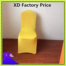 marious brand wedding 50pcs yellow spandex chair covers wholesale chair covers free shipping