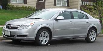 Saturn Aura  Wikipedia