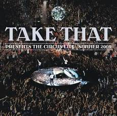 take a tour of the take that presents the circus live wikipedia