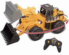 Top Race Ferngesteuerter Bautraktor F 252 R Kinder Ab 5 Jahren