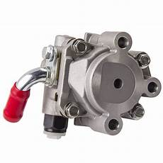 airbag deployment 1998 toyota sienna electronic valve timing new power steering pump for toyota sienna 3 0l v6 1998 2003 4432007010 ebay