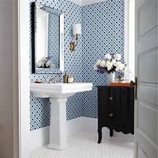 wallpaper bathroom ideas bathroom wallpaper 4 looks we canadian living