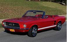 1967 Ford Mustang Gt 1967 Mustang Gt Convertible For