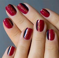 25 hottest and cute red nail designs 2018 sheideas