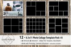 8 5 x 11 business card template indesign 8 5x11 photo album template pack 3 templates creative