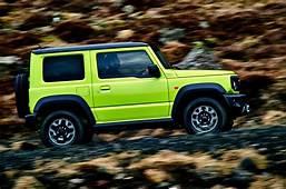 2018 Suzuki Jimny Review Test Drive  Autocar India