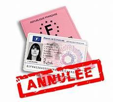 annulation invalidation de permis abripoints permis