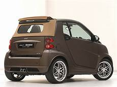 Smart Fortwo Cabrio Brabus Specs Photos 2007 2008