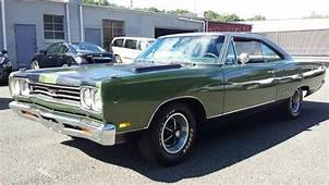 Purchase New 1969 PLYMOUTH GTX CLASSIC MUSCLE CAR WITH 440