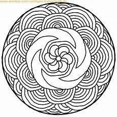Malvorlagen Mandala Zum Ausdrucken Mandalas Malvorlagen Und Obst Ausmalbilder Mandalas Zum