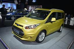 New Ford Tourneo Connect Gains 10L 3 Cylinder EcoBoost